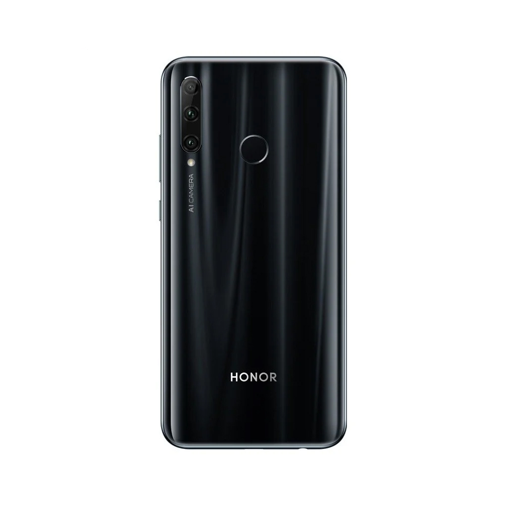 CELULAR HONOR 20 LITE MIDNIGTH BLACK 4+128 GB